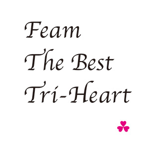 Feam The Best Tri-Heart