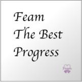 Feam The Best Progress